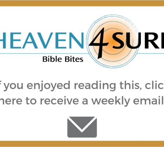 Subscribe to Bible Bites